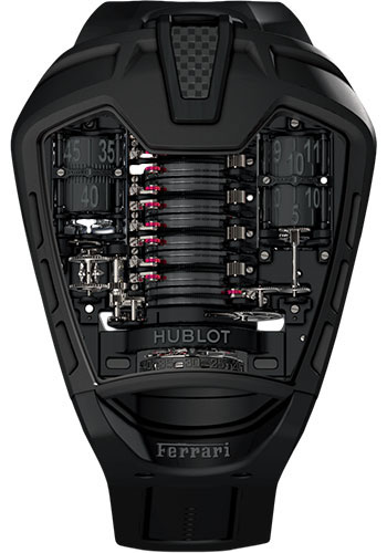 Hublot Watches - MP-07 Tourbillon - Style No: 907.ND.0001.RX