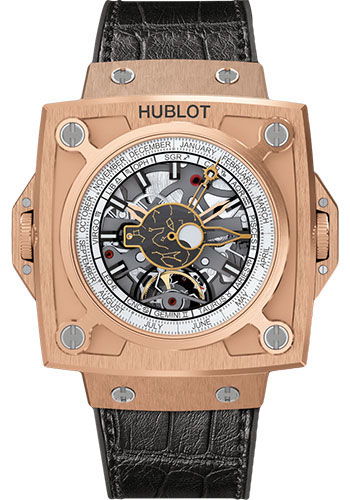 Hublot Watches - MP-08 Antikythera Sunmoon - Style No: 908.OX.1010.GR