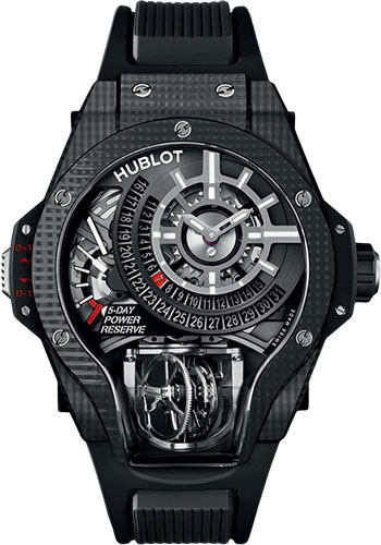 Hublot Watches - MP-09 Tourbillon - Style No: 909.QD.1120.RX