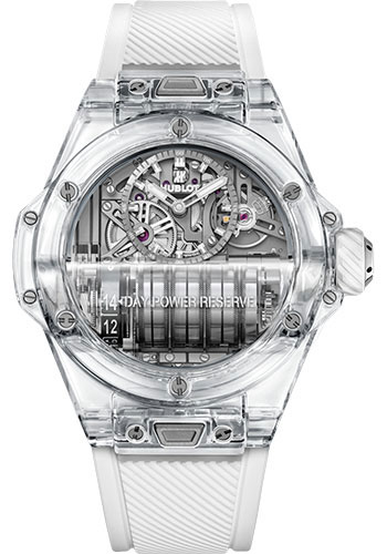 Hublot Watches - Big Bang 45mm MP-11 Power Reserve - Style No: 911.JX.0102.RW