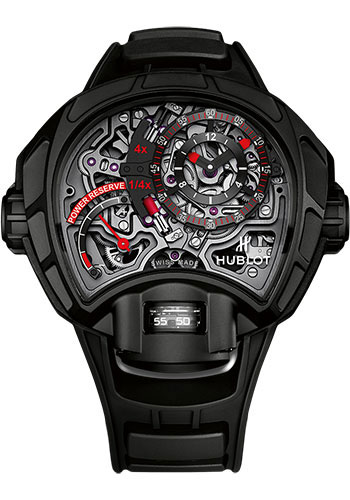 Hublot Watches - MP-12 Key of Time - Style No: 912.ND.0123.RX