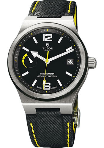 Tudor Watches - North Flag - Style No: 91210N-leather