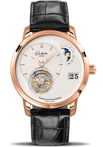 Glashutte Original Watches - Art and Technik PanoLunar Tourbillon - Style No: 93-02-05-05-04