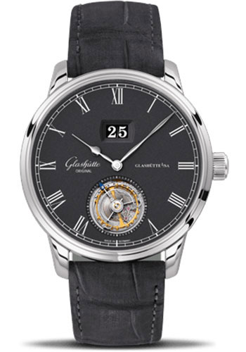 Glashutte Original Watches - Art and Technik Senator Tourbillon - Style No: 94-03-04-04-04