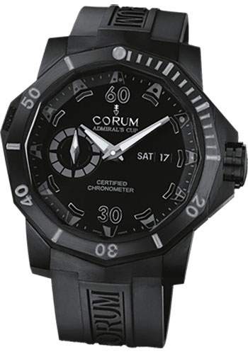 Corum Watches - Admiral's Cup Seafender 48 Deep Dive - Style No: 947.950.94/0371 AN22
