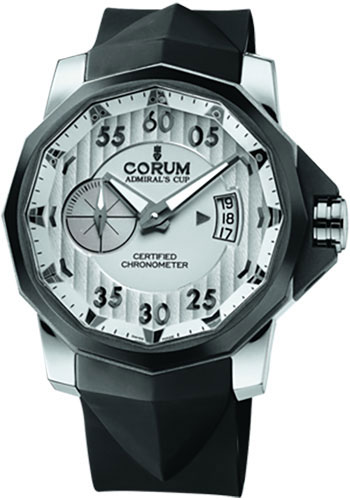 Corum Watches - Admiral's Cup Challenger 48 Titanium - Style No: 947.951.94/0371 AK14