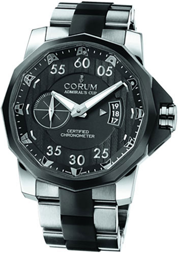 Corum Watches - Admiral's Cup Challenger 48 Titanium - Style No: 947.951.94/V791 AN14