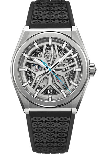 Zenith Watches - Defy Classic Range Rover - Style No: 95.9001.670/77.R791