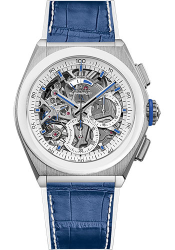 Zenith Watches - Defy Porto Cervo Edition - Style No: 95.9007.9004/77.R594
