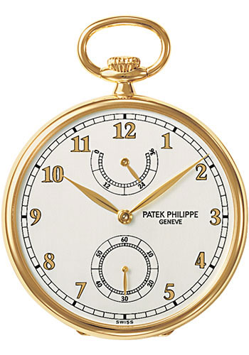 Patek Philippe Watches - Pocket Watches Lepine - Style No: 972/1J-010