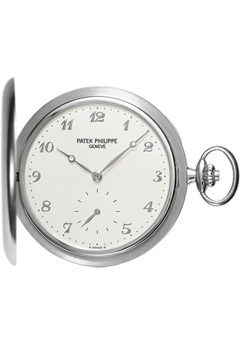 Patek Philippe Watches - Pocket Watches Hunter - Style No: 980G-010