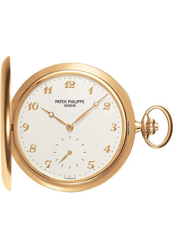 Patek Philippe Watches - Pocket Watches Hunter - Style No: 980J-011