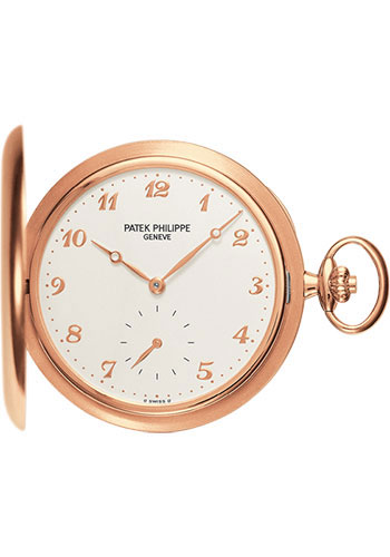 Patek Philippe Watches - Pocket Watches Hunter - Style No: 980R-001