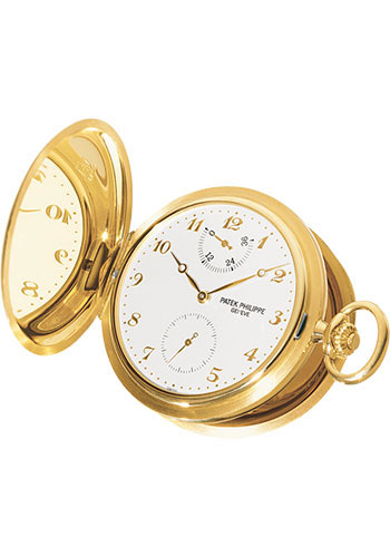Patek Philippe Watches - Pocket Watches Hunter - Style No: 983J-001
