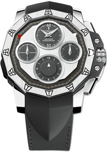 Corum Watches - Admiral's Cup Seafender 48 Off-Center - Style No: 987.980.04/0061 AN04
