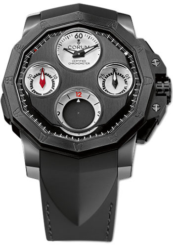 Corum Watches - Admiral's Cup Seafender 48 Off-Center - Style No: 987.980.95/0061 AK04