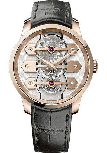 Girard-Perregaux Watches - Bridges Tourbillon - Style No: 99280-52-000-BA6E