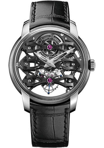 Girard-Perregaux Watches - Bridges Neo-Tourbillon with Three Skeleton - Style No: 99295-21-000-BA6A