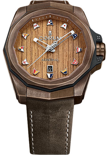 Corum Watches - Admiral 45 mm - Bronze - Style No: A082/02887