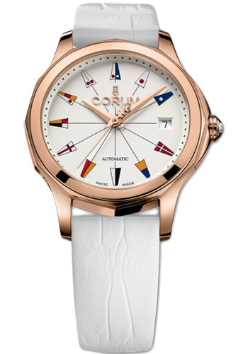 Corum Watches - Admiral's Cup Legend 38 Red Gold - Style No: A082/02907