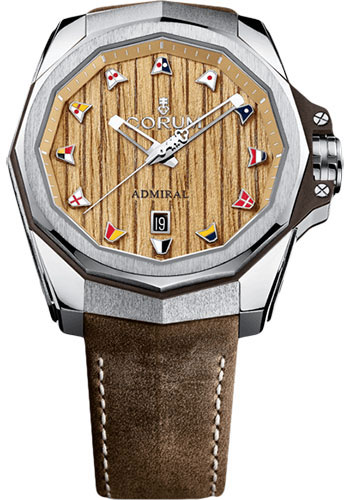 Corum Watches - Admiral 45 mm - Titanium - Style No: A082/03209 - 082.500.04/0F62 AW01