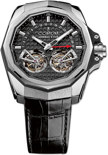 Corum Watches - Admiral's Cup AC-One 45 Double Tourbillon - Style No: A108/02337