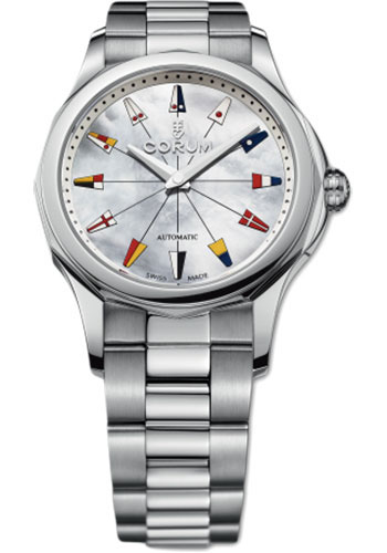 Corum Watches - Admiral's Cup Legend 32 Stainless Steel - Style No: A400/02885