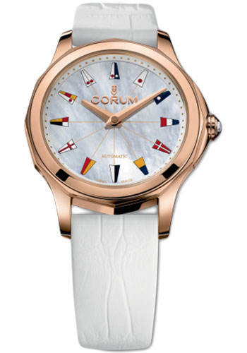 Corum Watches - Admiral's Cup Legend 32 Red Gold - Style No: A400/02903 - 400.100.55/0009 PN13