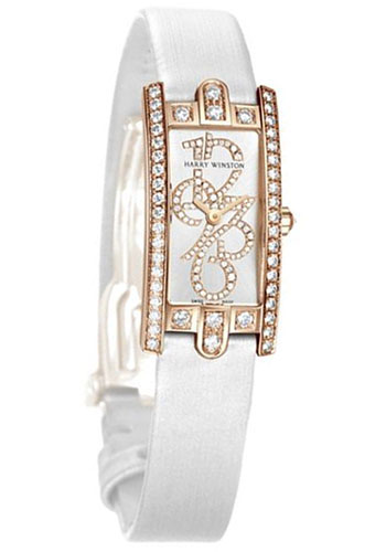 Harry Winston Watches - Avenue Avenue C Mini - Style No: AVCQHM16RR001
