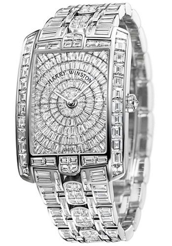 Harry Winston Watches - Avenue Avenue C Large - Style No: AVCQHM35WW001