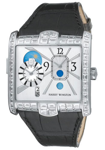 Harry Winston Watches - Avenue Squared A2 Automatic - Style No: AVSATZ45WW002