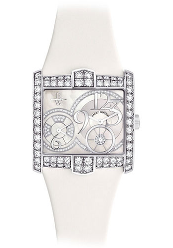 Harry Winston Watches - Avenue Squared A2 - Style No: AVSQTZ38WW009
