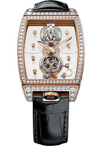 Corum Watches - Golden Bridge 37.50 x 56.00 mm - Tourbillon Panoramique - Style No: B100/01506 - 100.161.85/0F01 0000
