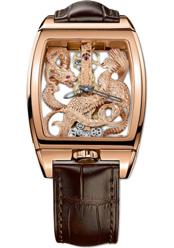 Corum Watches - Golden Bridge Dragon and Pheonix - Style No: B113/02615
