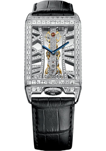 Corum Watches - Golden Bridge 29.50 x 42.20 mm - White Gold - Style No: B113/03306 - 113.050.69/0F01 MX69G