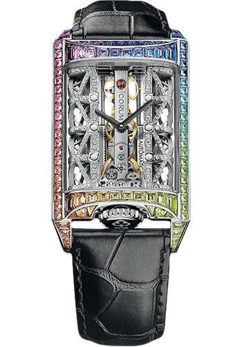 Corum Watches - Golden Bridge 31.00 x 42.20 mm - Stream Bridge Automatic - Style No: B313/03732