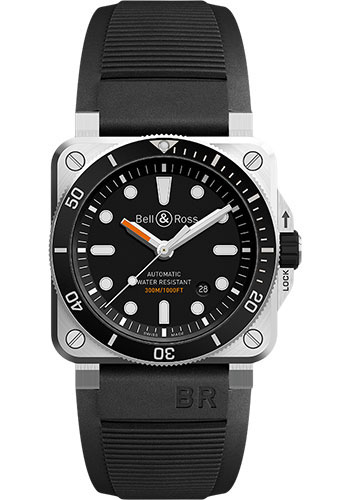 Bell & Ross Watches - BR 03-92 Diver - Style No: BR-03-92-DIVER