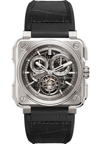 Bell & Ross Watches - BR-X1 Skeleton Tourbillon Titanium - Style No: BRX1-CHTB-TI