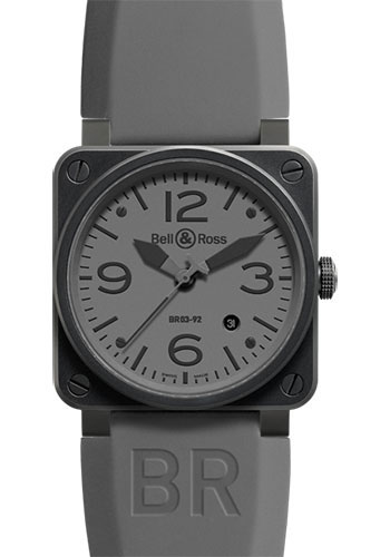 Bell & Ross Watches - BR 03-92 Automatic Commando - Style No: BR 03-92 Commando