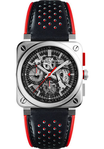Bell & Ross Watches - BR 03-94 Chronograph AeroGT - Style No: BR 03-94 AeroGT
