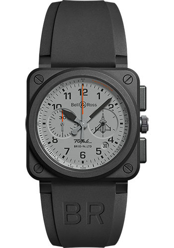 Bell & Ross Watches - BR 03-94 Chronograph Rafale - Style No: BR 03-94 Rafale