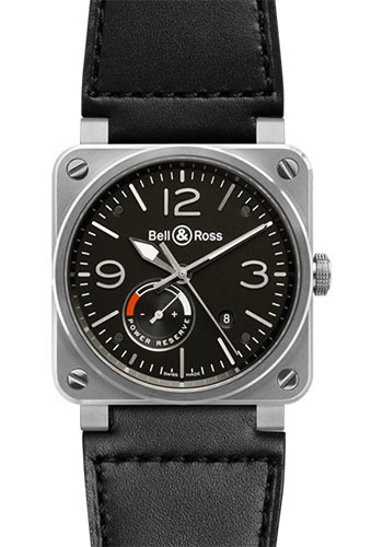 Bell & Ross Watches - BR 03-97 Power Reserve - Style No: BR 03-97 Power Reserve