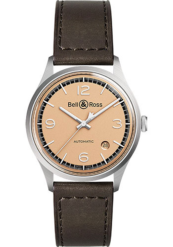 Bell & Ross Watches - BR V1-92 Bellytanker - Style No: BRV192-BT-ST/SCA