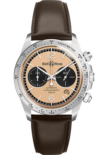 Bell & Ross Watches - BR V2-94 Bellytanker - Style No: BRV294-BT-ST/SCA