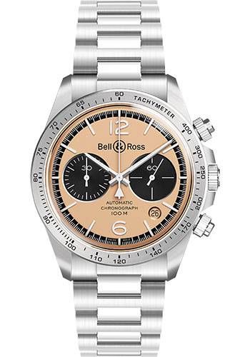 Bell & Ross Watches - BR V2-94 Bellytanker - Style No: BRV294-BT-ST/SST