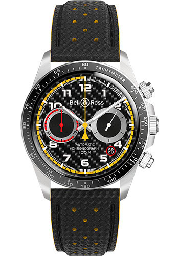 Bell & Ross Watches - BR V2-94 R.S.18 - Style No: BRV294-RS18/SCA