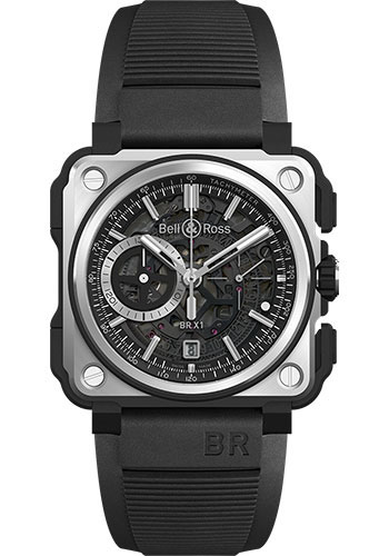 Bell & Ross Watches - BR-X1 Chronograph Black Titanium - Style No: BRX1-CE-TI-BLC
