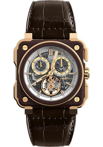 Bell & Ross Watches - BR-X1 Tourbillon Instrument De Marine - Style No: BRX1-CHTB-CM