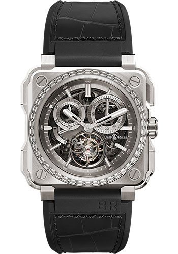 Bell & Ross Watches - BR-X1 Tourbillon Titanium - Style No: BRX1-CHTB-TI-D
