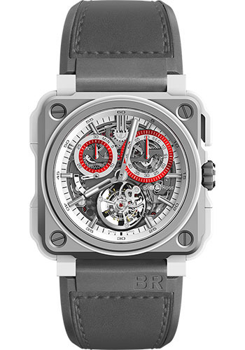 Bell & Ross Watches - BR-X1 Tourbillon White Hawk - Style No: BRX1-CHTB-WHC